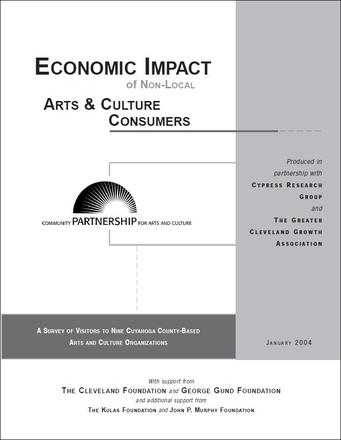 Economic Impact of Non-Local Arts & Culture Consumers