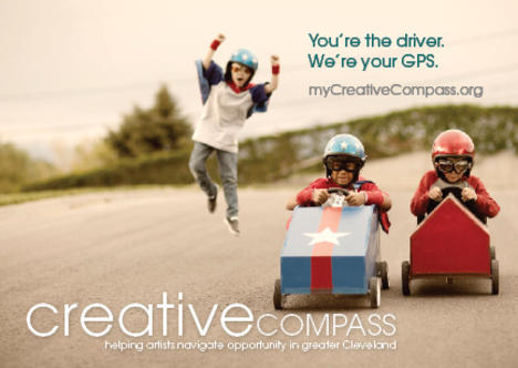 Creative Compass: Helping artists navigate opportunity in greater Cleveland